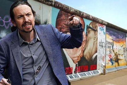 """Pablo Iglesias y su mundo paralelo: """"La caída del Muro de Berlín fue una mala noticia para todo el mundo"""""""