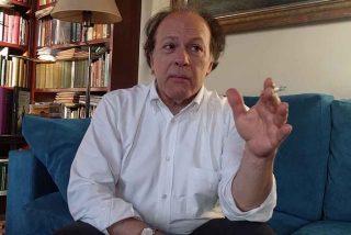 """Javier Marías (EPS) desprecia a 'El Español' y llama """"desaprensivo"""" a 'Fiestojota' Ramírez"""