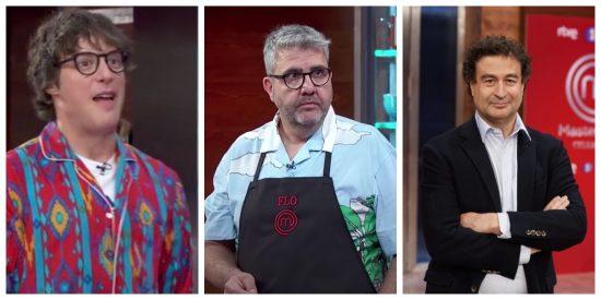 Florentino Fernández, Jordi Cruz o Pepe Rodríguez: ¿Quién es el más homófobo de 'MasterChef Celebrity'?