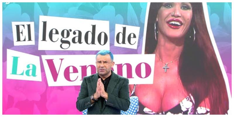 Vergonzoso: Jorge Javier Vázquez demuestra su homofobia y destroza a La Veneno para vengarse de Antena3