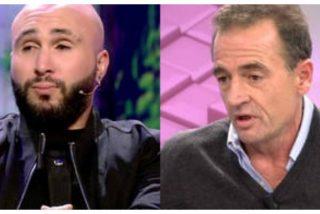 """Kiko Rivera pierde los papeles contra Alessandro Lequio: """"¡Tú de mí no te ríes!"""""""