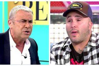 """Maldita hemeroteca: el día que Kiko Rivera llamó """"maricón"""" a Jorge Javier y este le machacó en directo"""