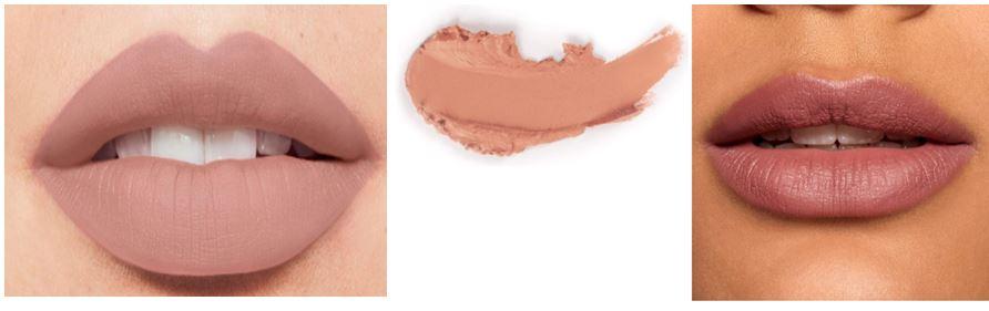 labiales naturales o nude