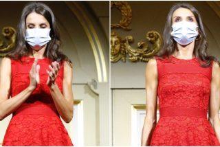 La colosal cifra que Doña Letizia ha ahorrado en moda en 2020: un significativo y revelador gesto con el país