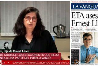 La hija de Ernest Lluch 'olvida' que ETA acribilló a su padre con un blanqueo a Bildu en RTVE