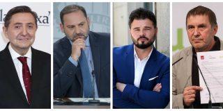"""Losantos: """"¡Aleluya, Otegi nos democratiza, Rufián sube impuestos en Madrid y Ábalos no cometió delito!"""""""