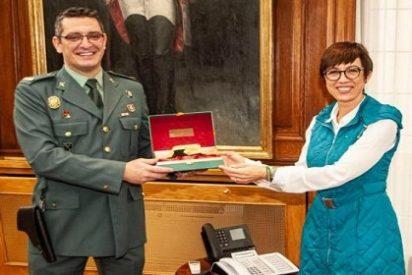 AEGC preocupada por la alarmante situación de casi medio centenar de guardias civiles del GRS de valencia aislados por el covid