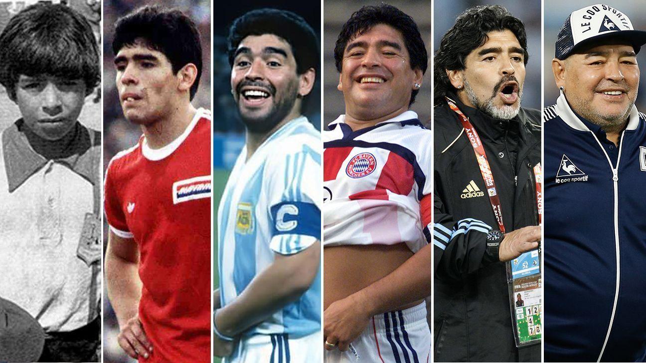 Fallece Diego Armando Maradona, el 'Pibe de Coca' del fútbol mundial