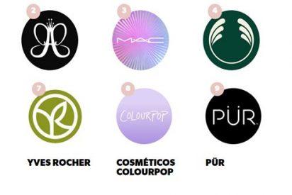 Marcas de belleza mas populares 2020