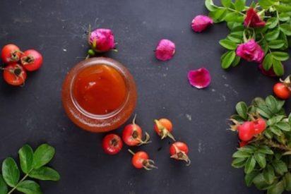 Mermelada gourmet de rosa mosqueta