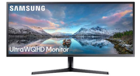 "Samsung S34J552 - Monitor de 34"" UltraWide QHD"