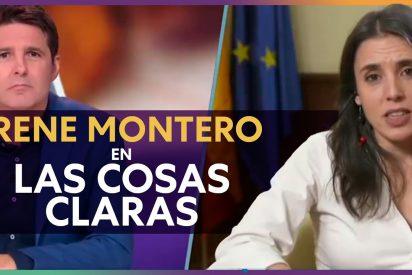 La pifia de Irene Montero en TVE sentencia a Cintora y dinamita Podemos