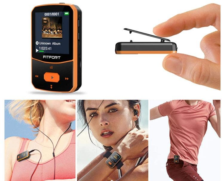 Reproductor MP3 Bluetooth 5.0