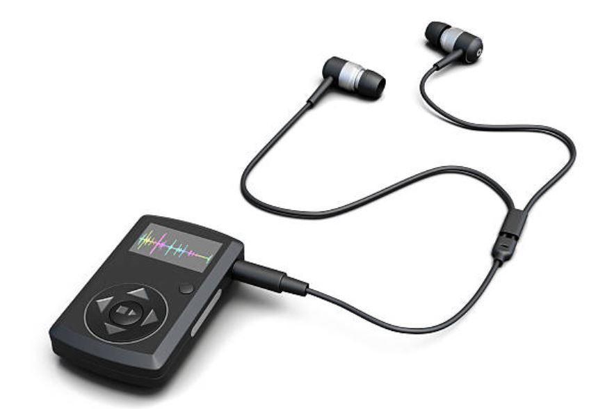 Diferencias entre MP3, MP4 y MP5
