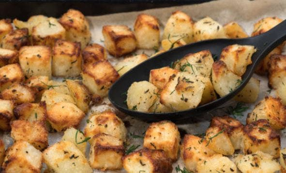 patatas Parmentier