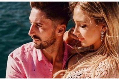 ¡Escándalo! Lester ('La isla de las tentaciones 2') cuelga una foto de su novia Patri completamente desnuda