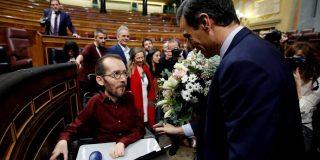 El Quilombo / Podemos es un estercolero maloliente en el que 'Echeminga' chapotea con permiso de Sánchez
