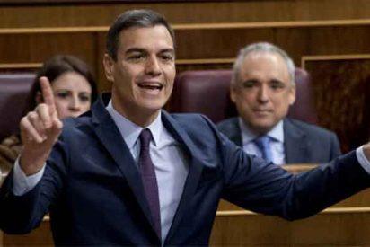 Sánchez lo tiene chupado: su Ministerio de la Verdad nace con los medios críticos al borde del colapso