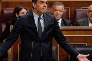 """Sánchez ya miente hasta a su militancia: dice que su deleznable pacto con Bildu es """"una polémica artificial"""""""