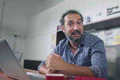 """Entrevista a Pere Estupinyà ('El Cazador de Cerebros'): """"Los biólogos concluyen que la sexta extinción ya está ocurriendo"""""""