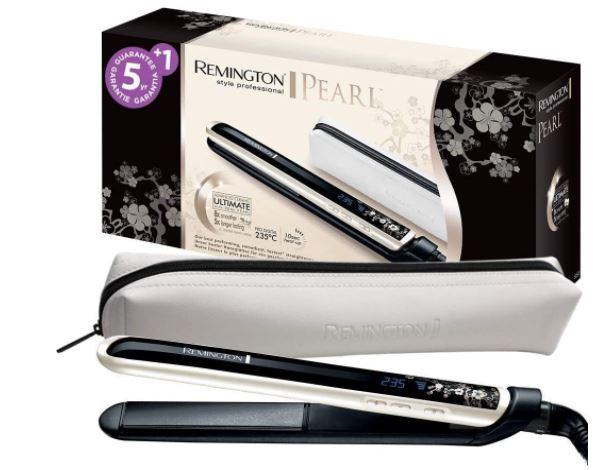 Remington Pearl S9500 - Plancha de Pelo,