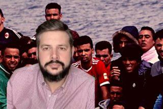 """Rubén Pulido: """"Los que me agredieron por denunciar la inmigración ilegal eran magrebíes"""""""