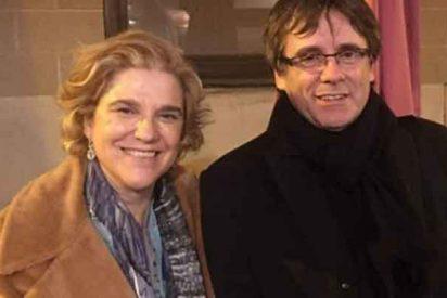 """Pillan a Rahola amenazando al director de TV3 por reducirle tertulias: """"Puigdemont se lo hará pagar"""""""