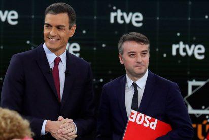 Un organismo del Gobierno de Sánchez lanza 'fake news' para salvar a TVE