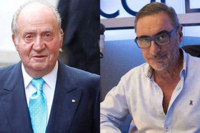 Carlos Herrera da otro dato crucial de Don Juan Carlos que aterra a Sánchez
