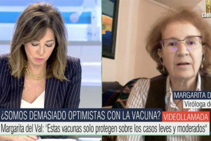 """Baño de realidad de una viróloga a las vacunas de Pfizer y Moderna: """"Es pronto para decir que valen"""""""