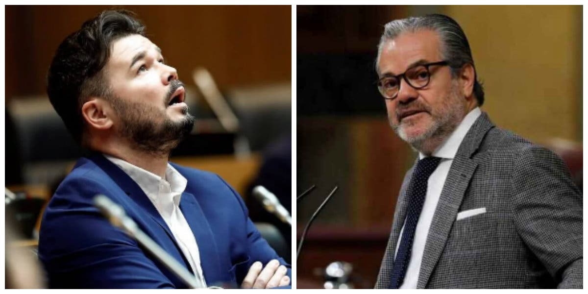De Quinto aclara en 5 puntos a Rufián por qué Madrid sí puede bajar los impuestos