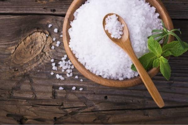 propiedades tiene la sal marina