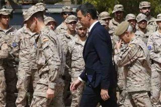 El 'sí' del PNV a los Presupuestos tenía un precio: Sánchez echa a los militares de San Sebastián