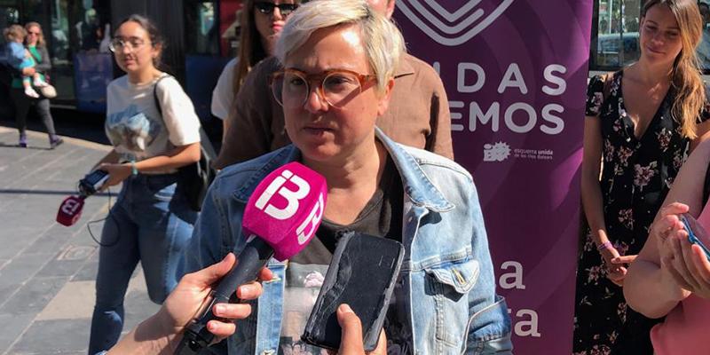 Esta es la concejal de Podemos que predica que «los hombres con penes pequeños suelen ser mas beligerantes»