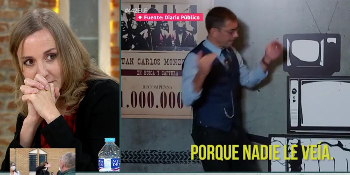 Enemigos íntimos: La crítica feroz de Tania Sánchez al lamentable rap de Monedero