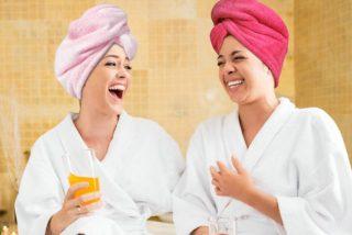 toallas turbante para el pelo?