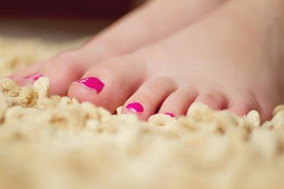 Tratamiento en los pies