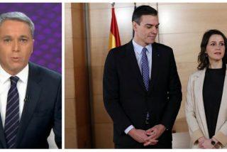 Vallés pone fecha de caducidad a la estrategia de Arrimadas de hacer de Ciudadanos un partido bisagra