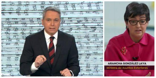 Vicente Vallés va al grano y denuncia la mordaza mediática que el Gobierno Sánchez pretende imponer