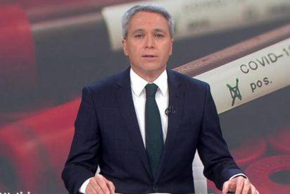 """El 'golpe final al Gobierno' de Vicente Vallés: """"¡No se quiere bajar la guarra!"""""""
