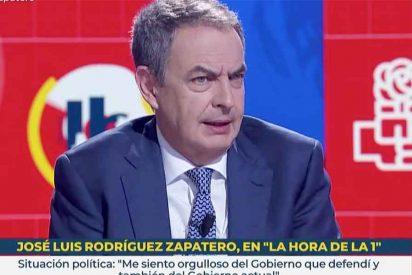 Otra del 'visionario' Zapatero: el socialista reclamó hace un año que Barcelona fuera proclamada capital mundial de la paz