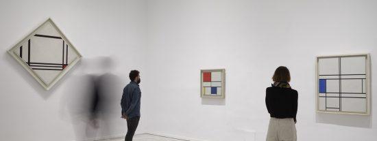 Mondrian, la ruptura trascendente que resultó domesticada