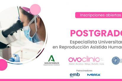 Ovoclinic, parte del cuadro docente del posgrado Especialista en Reproducción Asistida