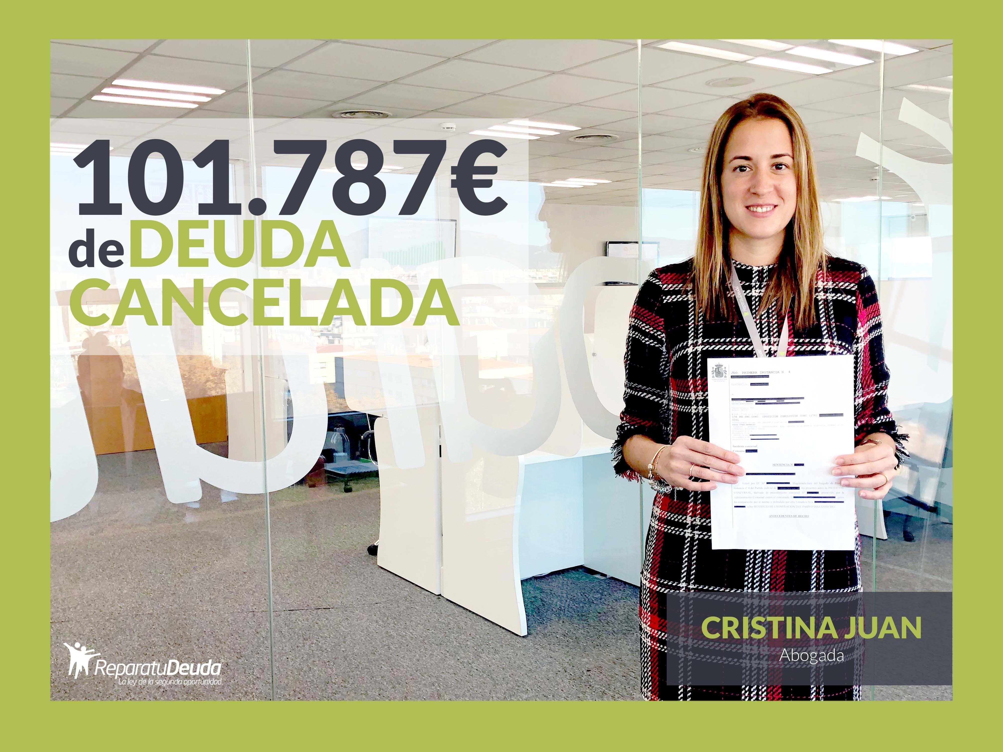 Repara tu deuda cancela 142.063 € en Salamanca (Castilla y León) con la Ley de la Segunda oportunidad