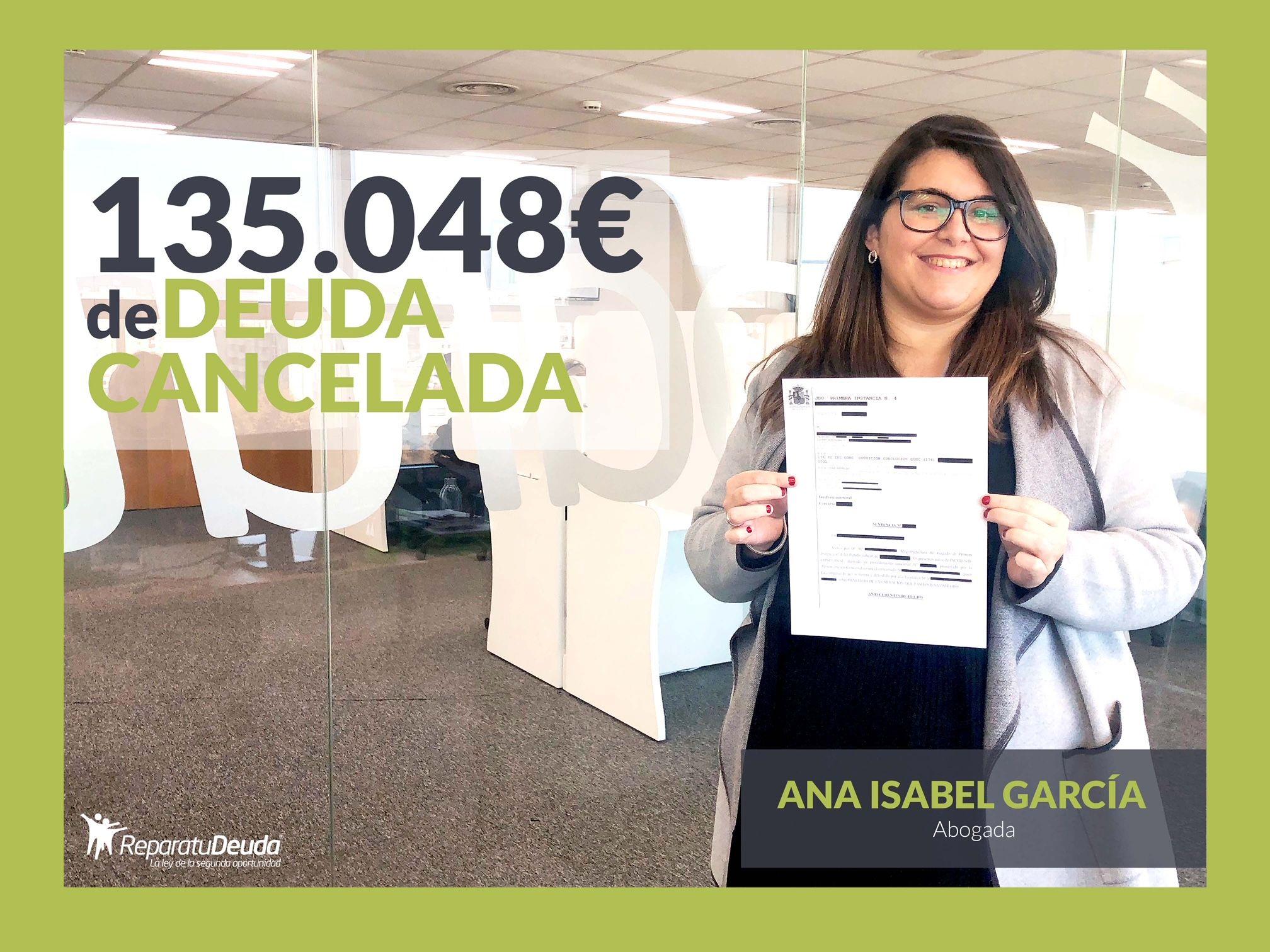 Repara tu Deuda Abogados cancela 135.048 € de deuda en Madrid con la Ley de Segunda Oportunidad