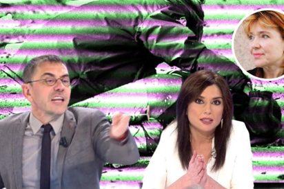 La foto de la madre de Irene Villa mutilada por una bomba de ETA chafa el infame blanqueo de las TV de Bildu
