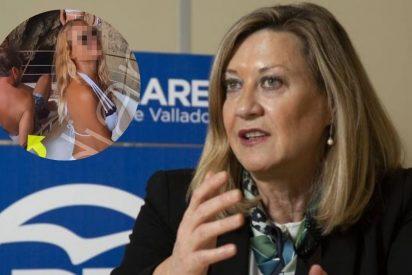 """Pilar del Olmo (PP): """"Óscar Puente sigue sin explicar quién ha pagado sus vacaciones en un yate en Ibiza"""""""