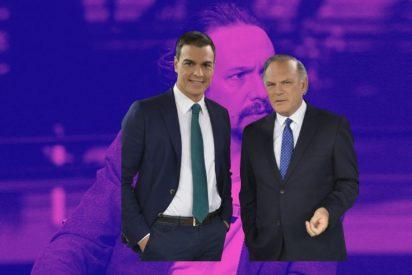 """Sánchez utiliza a Piqueras para mentir una vez más a los españoles: """"No habrá un régimen bolivariano"""""""