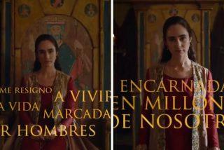 El Quilombo / No es un anuncio del ministerio de Irene Montero: es la ridícula promo feminista de 'El Cid'