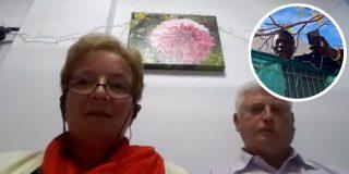 "El Quilombo / ""Ni un euro a Cruz Roja"": una manada de inmigrantes acosa a un matrimonio belga"